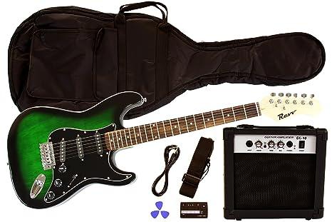 REVV RPM100 Electric Guitar Starter Package
