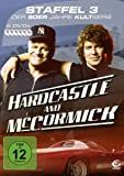 Hardcastle and McCormick - Die dritte und finale Staffel (6 DVDs - Amaray)