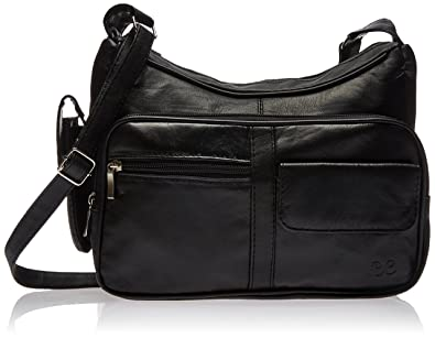ff65eddb9823 Image Unavailable. Image not available for. Color  Zensufu LC Crossbody Shoulder  Handbag Purse with Many Pockets
