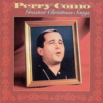 Perry Como Christmas.Greatest Christmas Songs