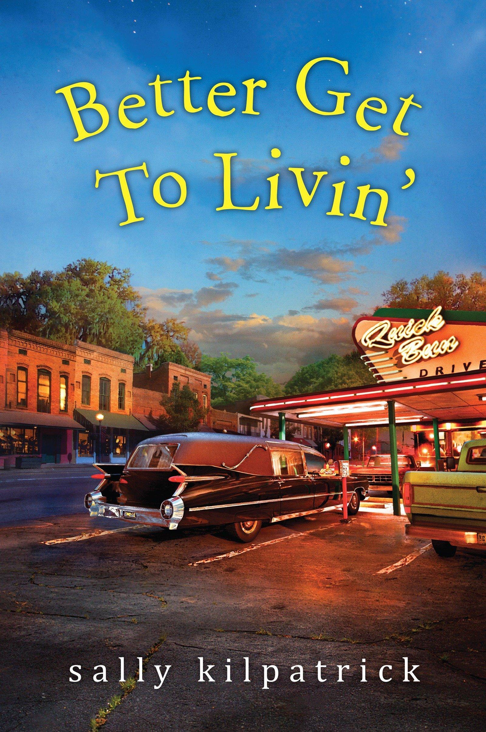 Download Better Get To Livin' (An Ellery Novel) pdf epub