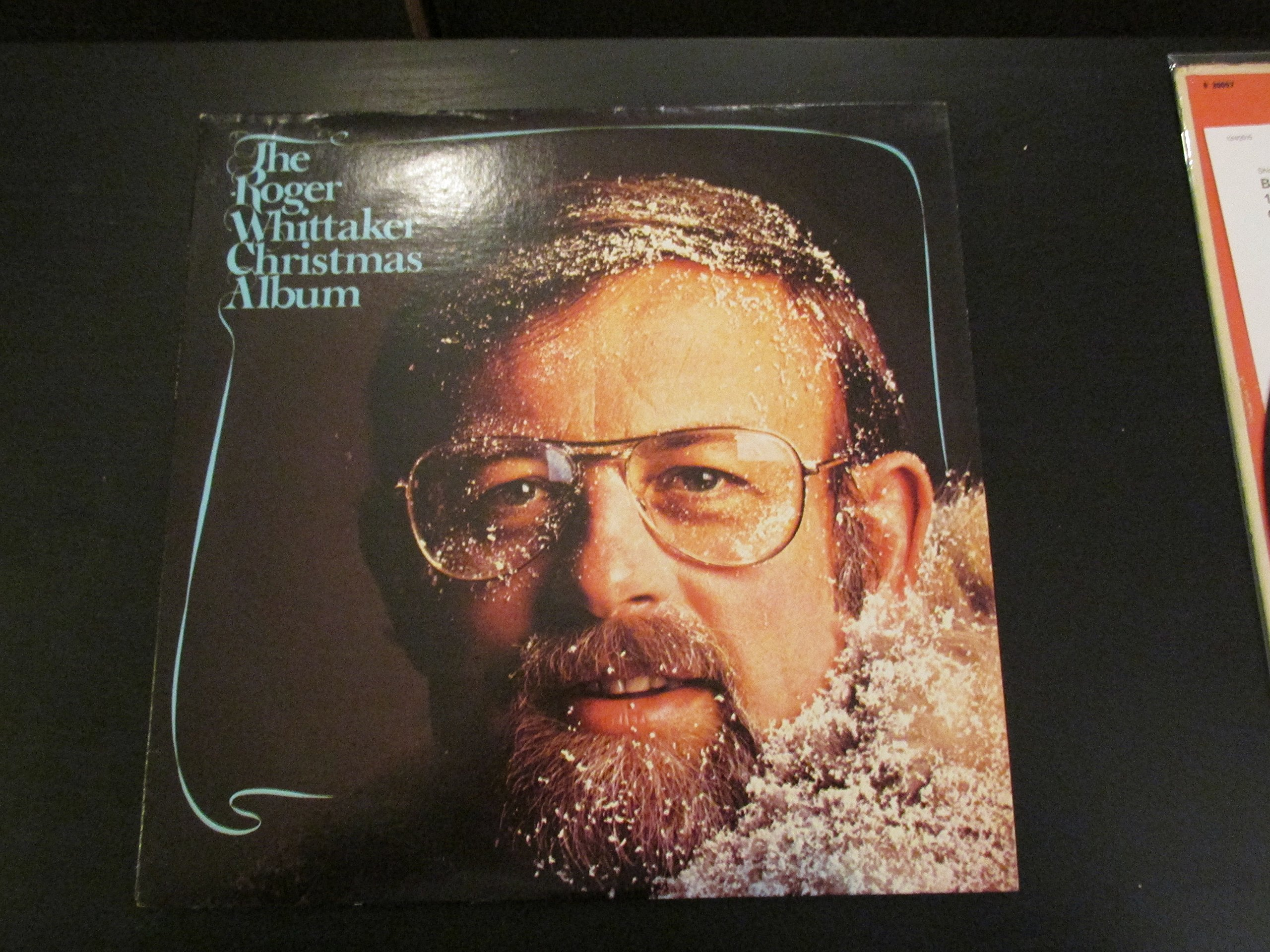 The Roger Whittaker Christmas Album by RCA