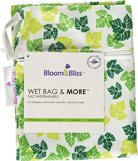 Bloom and Bliss Wet Bag