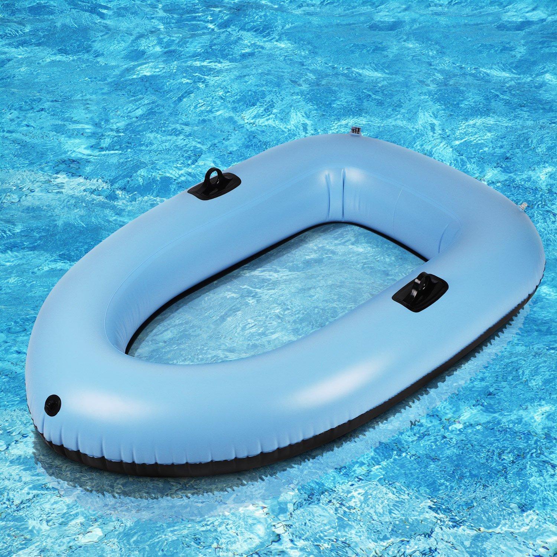 Amazon.com: Das Leben transparente Bottom Snorkeling Balsas ...