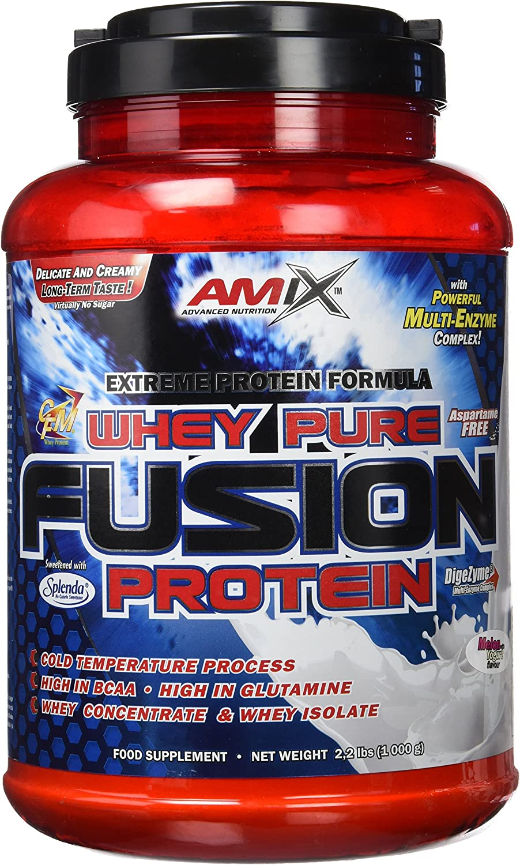 Amix Whey Pure Fusion 1 Kg Melon-Yogurt 1000 g