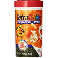 Tetra GoldFish Colour Granules 100g