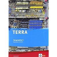 TERRA Geographie für Sachsen - Ausgabe für Gymnasien / Arbeitsheft 5. Klasse