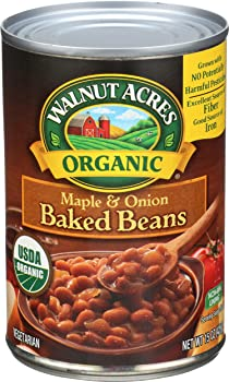 Walnut Acres Organic Maple Onion Canned Baked Beans