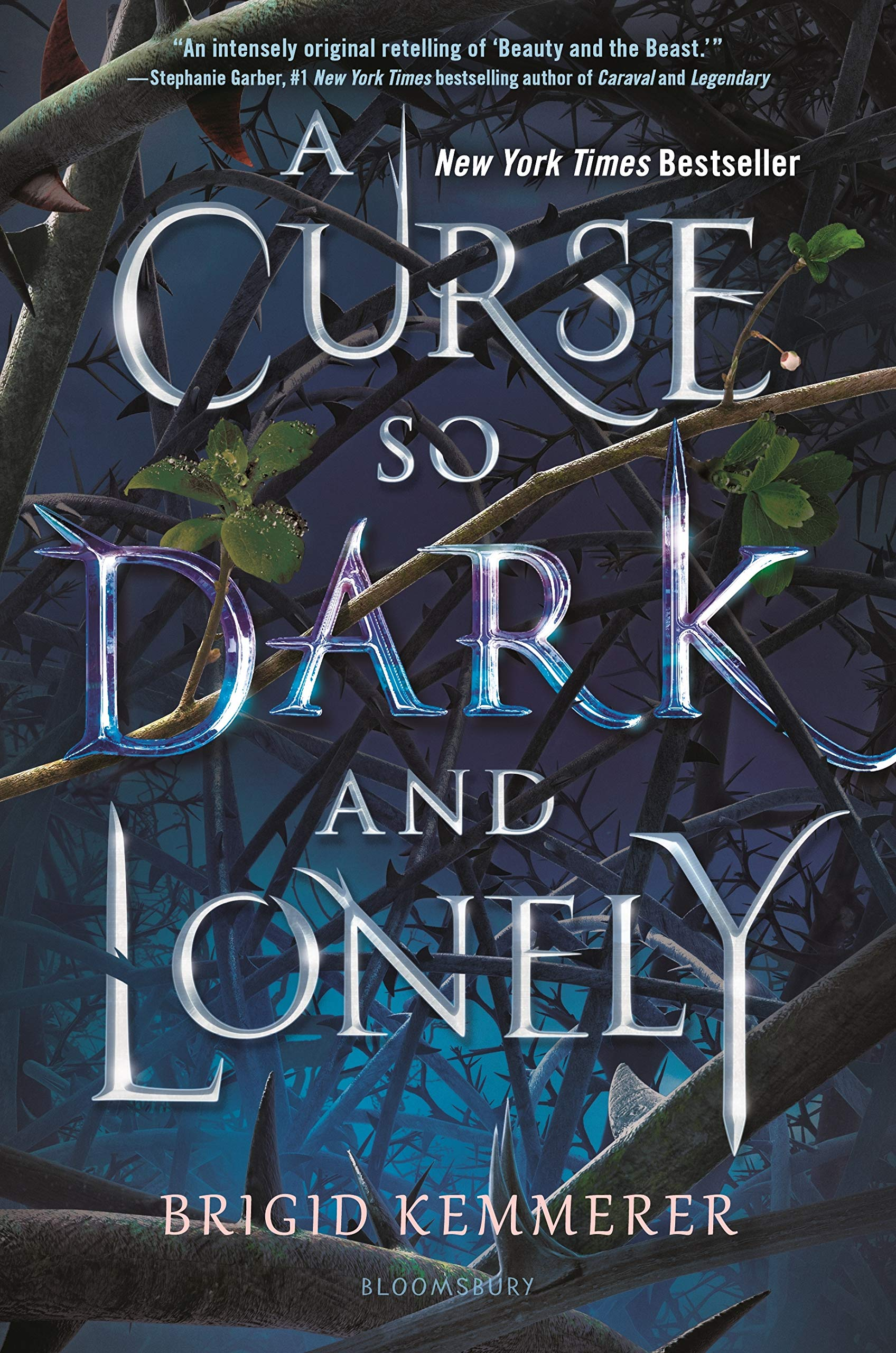 Amazon.com: A Curse So Dark and Lonely (The Cursebreaker Series)  (9781681195087): Kemmerer, Brigid: Books