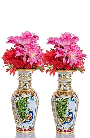 Amazon Flower Pots Set Indoor Decorative Flower Vases