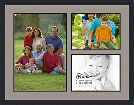 Amazon.com - Art to Frames Double-Multimat-1652-88/89-FRBW26079 ...