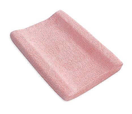 Funda cambiador bebe 50x80 Rizo 100% Algodón - Color Rosa