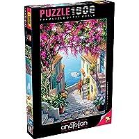 Anatolian Puzzle - Kıyı Merdivenleri - 1000 Parça - Kod 1088