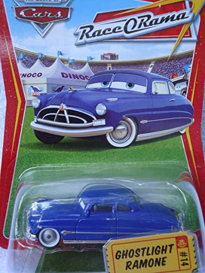 Amazon Com Cars Doc Hudson Toys Games