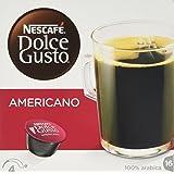 NESCAFÉ Dolce Gusto Caffè Americano, Pack of 3 (Total 48 Capsules, 48 Servings)