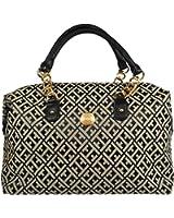 Tommy Hilfiger Bowler Satchel Handbag