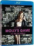 Molly's Game [Blu-ray + Digital Copy] (Bilingual)