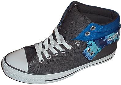Convers Chuck Taylor all stars 8M 10W blue grey   B00RAXWLYI