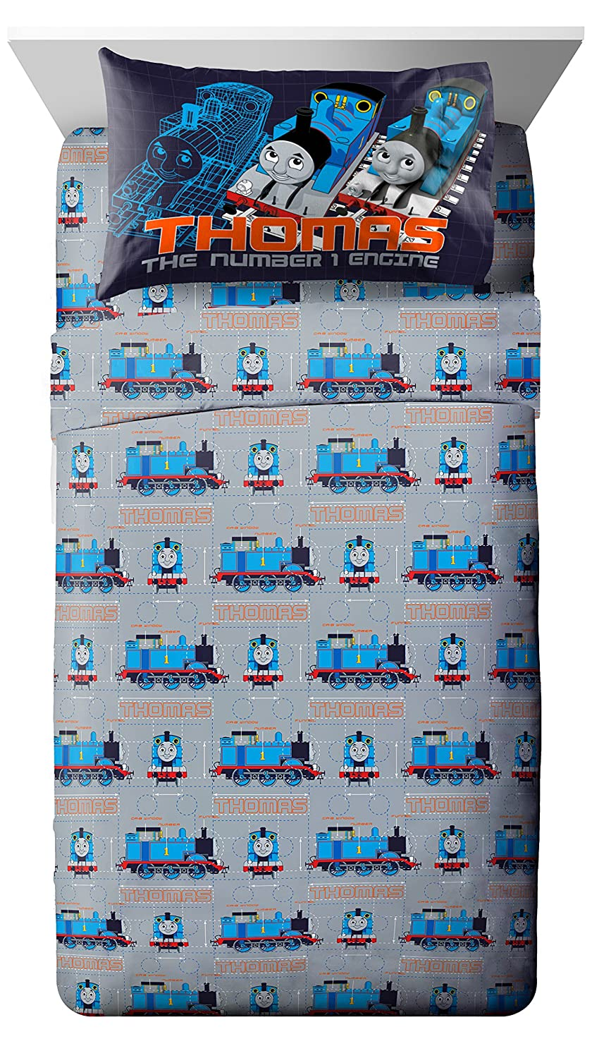 Thomas the Tank Toddler Bed Set Jay Franco and Sons Inc JF22685TDY