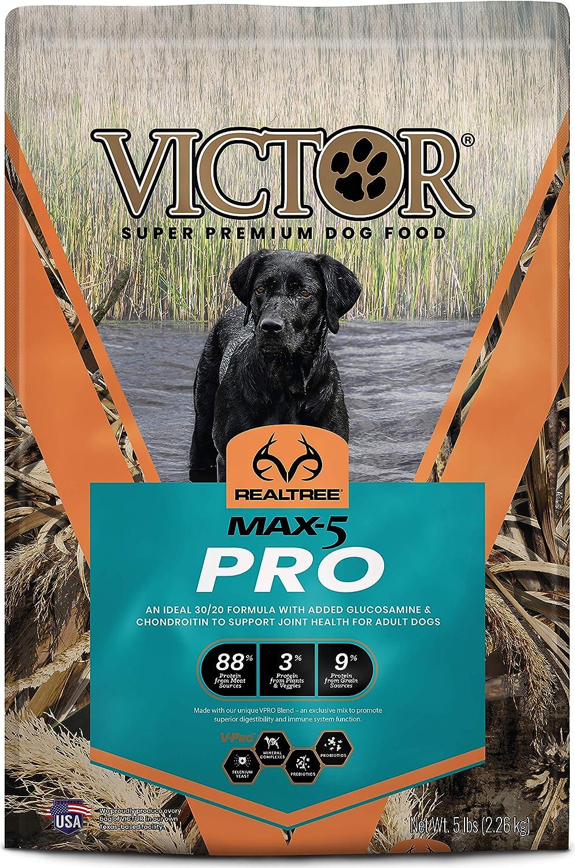VICTOR Realtree MAX-5 PRO, Dry Dog Food