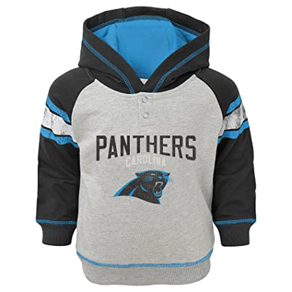 Outerstuff NFL Toddler Classic Stripe French Terry Pullover Hoodie-Heather  Grey-2T b156931fd