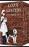 Cozy Mystery 5 Book Set