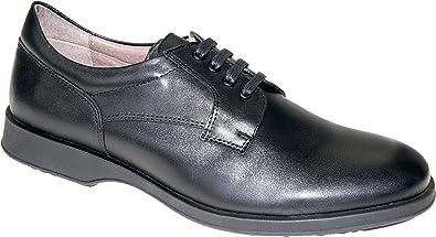 Zapatos cómodos de Hombre Fabricados en España. Calzado Transpirable y cómodo 24 Horas. Cierre de Cordones y Disponible Tallas 39-47 - Primocx 7705 (40): Amazon.es: Zapatos y complementos