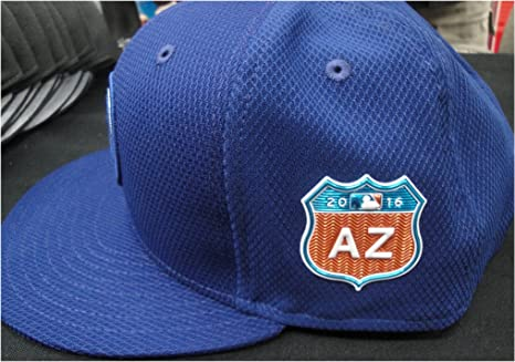 c12330af Los Angeles Dodgers New Era Baseball Cap Hat Spring Training 2016 AZ Size 6  5/8 at Amazon's Sports Collectibles Store
