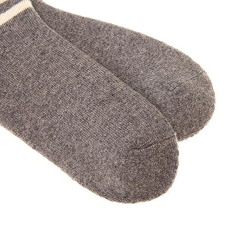 DoSmart Women s Comfort Wool Super Thick Warm Winter Crew Socks- 5  Packs(Deer) at Amazon Women s Clothing store  64ae332f8a