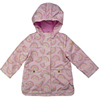 Osh Kosh Baby Girls' Hooded Lightweight Rainslicker Raincoat Jacket