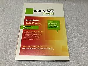 H&R Block 1536602-12 at Home 2012 Premium
