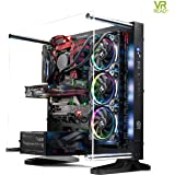 SkyTech Supremacy Gaming Computer PC Desktop - i7-7700K, 500GB Samsung 960 Evo SSD, GTX 1080 Ti 11GB, 360mm RGB Liquid Cool, 2TB, 32GB DDR4 (GTX 1080 Ti | Samsung 960 EVO 500G SSD)