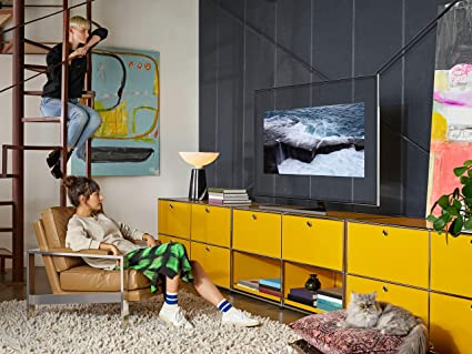 Samsung QLED 4K 2019 55Q85R - Smart TV de 55