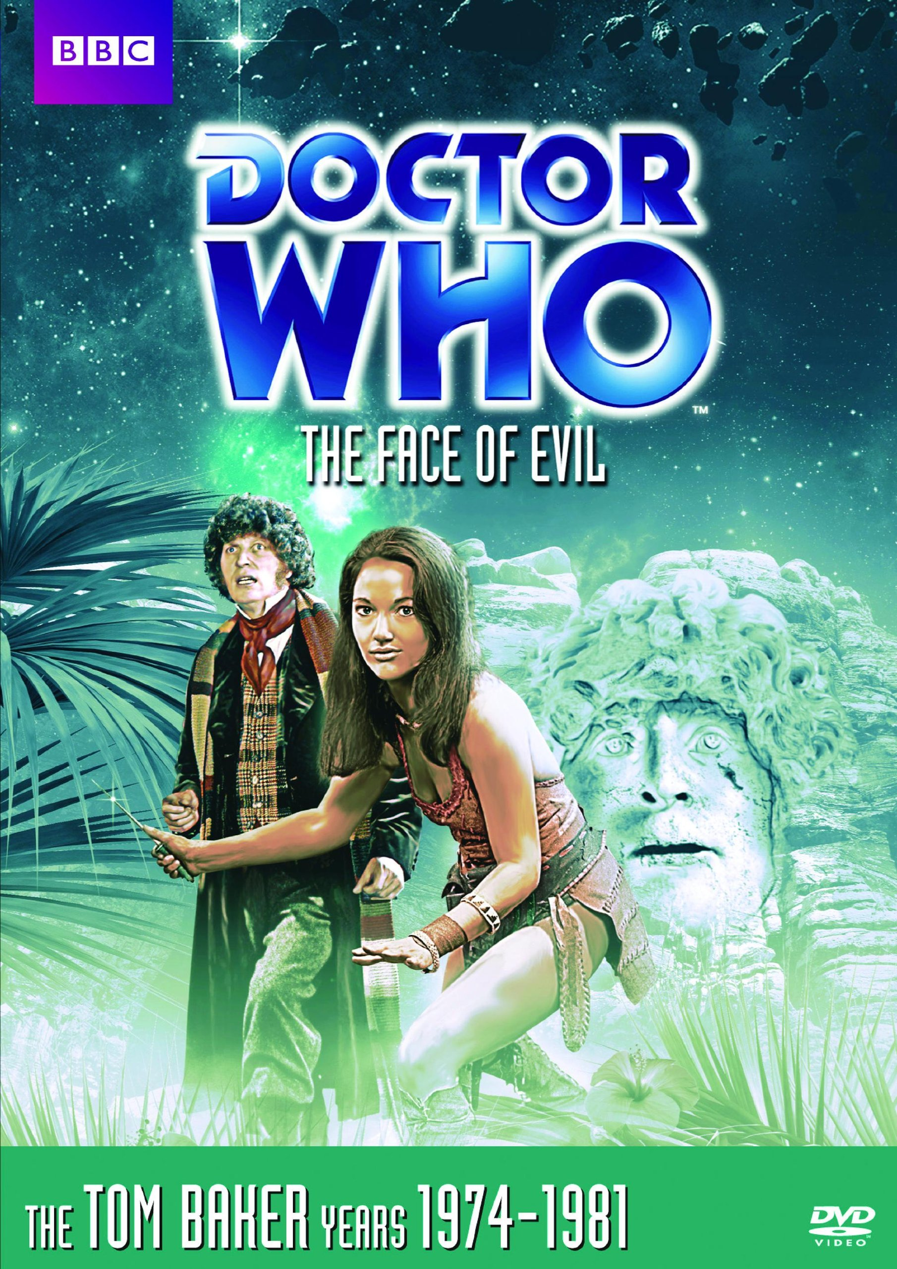 Doctor Who: The Face of Evil (Story 89) by Warner Home Video