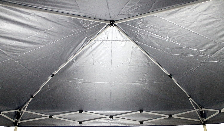 Amazon.com  E-Z UP Swift Instant Shelter Pop-Up Canopy 12 x 12 ft Blue  Garden u0026 Outdoor & Amazon.com : E-Z UP Swift Instant Shelter Pop-Up Canopy 12 x 12 ...