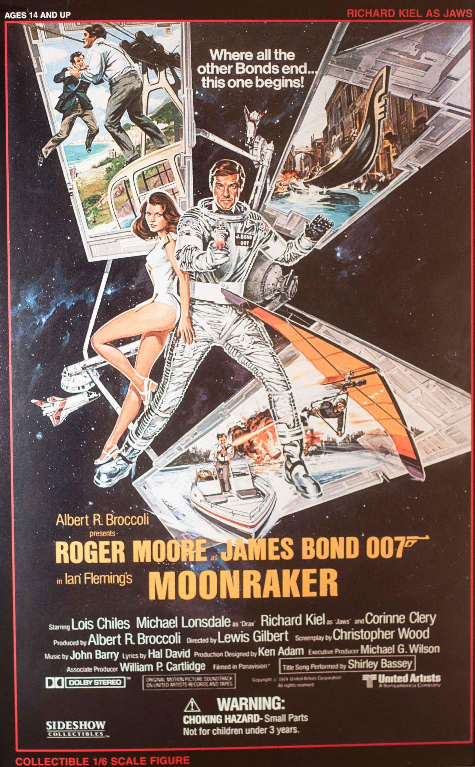 Sideshow Jaws Moonraker Richard Kiel 7 Foot Tall Villain James Bond 007