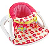 Fisher-Price Sit-Me-Up Floor Seat, Pink