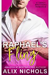 Raphael's Fling: A lust to love romance (The Darcy Brothers Book 2)