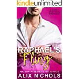 Raphael's Fling: A secret baby romance (The Darcy Brothers Book 2)