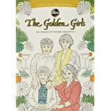 Art of Coloring: Golden Girls: 100 Images to Inspire Creativity