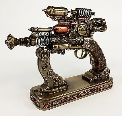 Amazon com: Veronese Gauss Coil Steampunk Display Pistol Gun