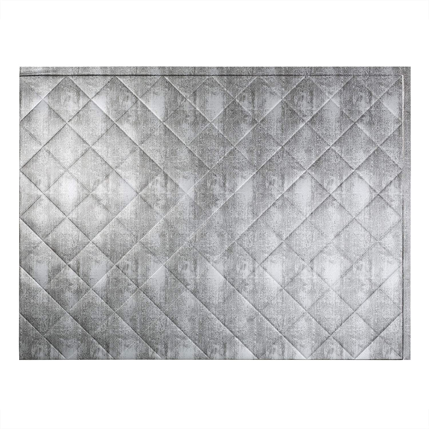 - Amazon.com: FASÄDE Quilted Decorative Vinyl Backsplash Panel In