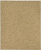 ALI INDUSTRIES 5032 100 Grit Sandpaper, 4.5 Inch x 5.5 Inch
