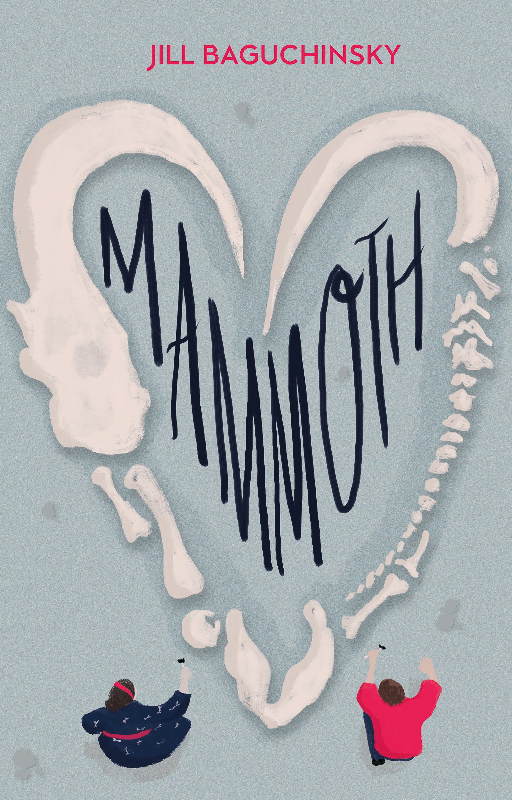 Mammoth by Jill Baguchinsky