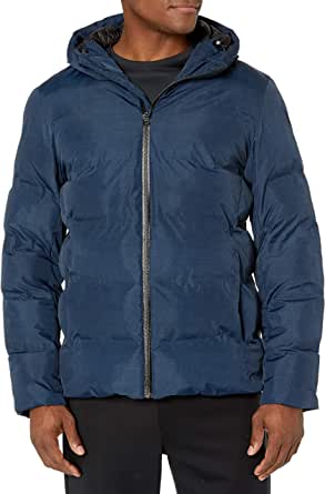 Marca Amazon - Peak Velocity Chamarra Con Aislamiento Térmico. - down-alternative-outerwear-coats Hombre
