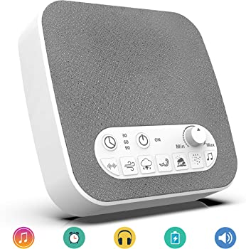 Besthing Non Looping Soothing Sleep Sound Machine