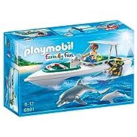 Playmobil 6981 - Bateau de Plongée