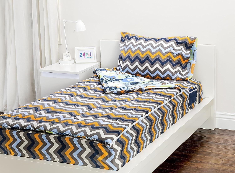amazon com zipit bedding set extreme sports twin home u0026 kitchen