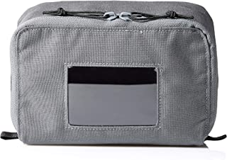 """product image for LBX TACTICAL 3"""" Open Window Pouch, Wolf Grey, Medium - LBX-1016WG"""