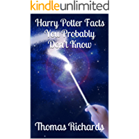 Harry Potter Facts You Probably Don't Know